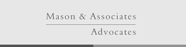 Mason & Associates & Advocates logo